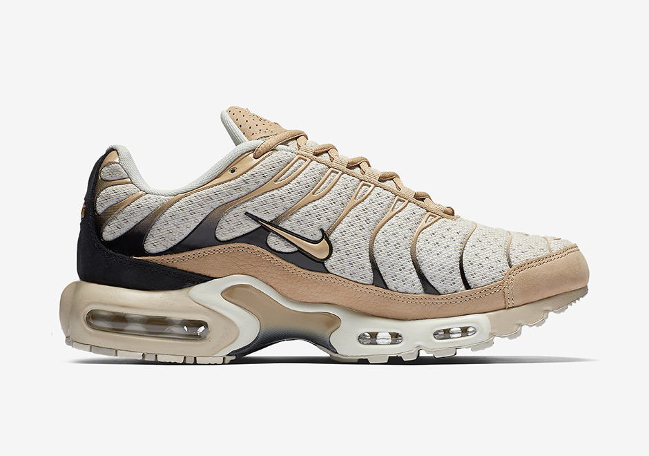 buy popular 33e09 c7516 Swag Craze: First Look: NikeLab Air Max Plus Leather Pack