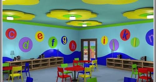 Lukis dinding taman kanak kanak for Mural untuk kanak kanak