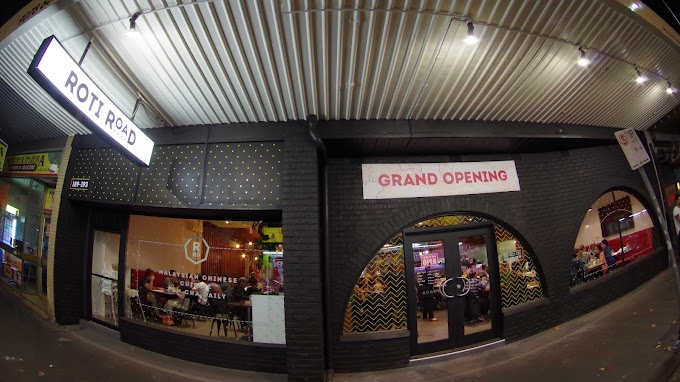 Roti Road - Review - Footscray