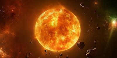nasa: kebenaran matahari akan muncul dari arah barat