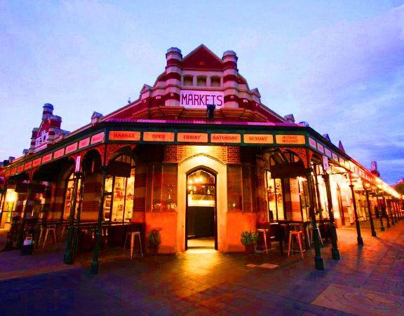 Fremantle Markets Tempat menarik di Perth Australia