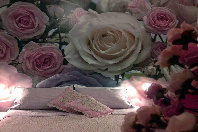 B&B Adele Emme Roma stanza Rose