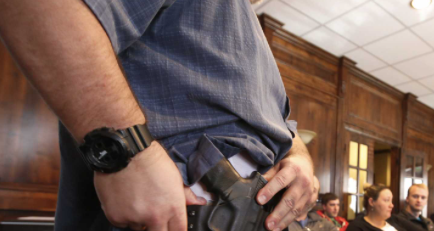 Florida House Passes Bill Allowing Some School Staff To Be Armed