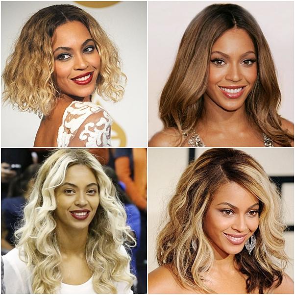 cabelo celebridades wigs beyonce
