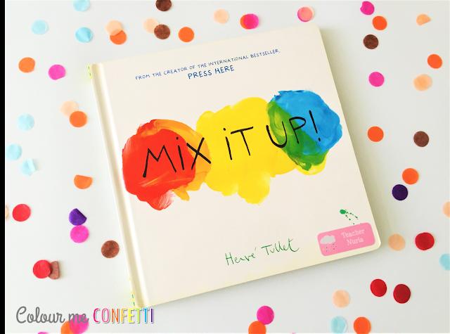 Colores ♥ Mix It Up!