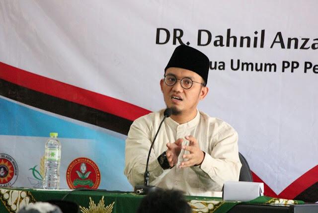 Dahnil Anzar Ingatkan Presiden Jokowi: Ini Kuburan Demokrasi!