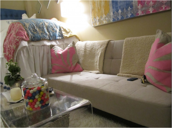 10 Beautiful Girls Dorm Rooms Roundups Room Design Ideas