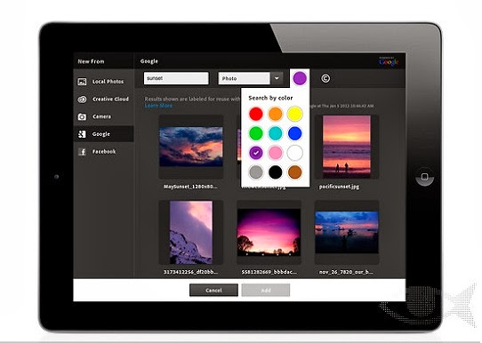 تحميل برنامج photoshop touch for phone للاندرويد