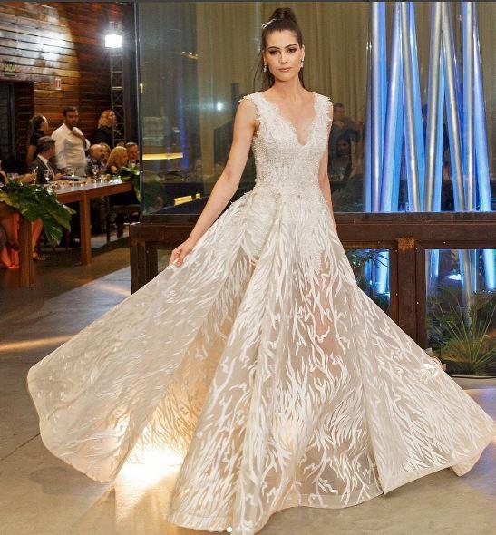 Vestido de noiva Lucas Anderi 2017
