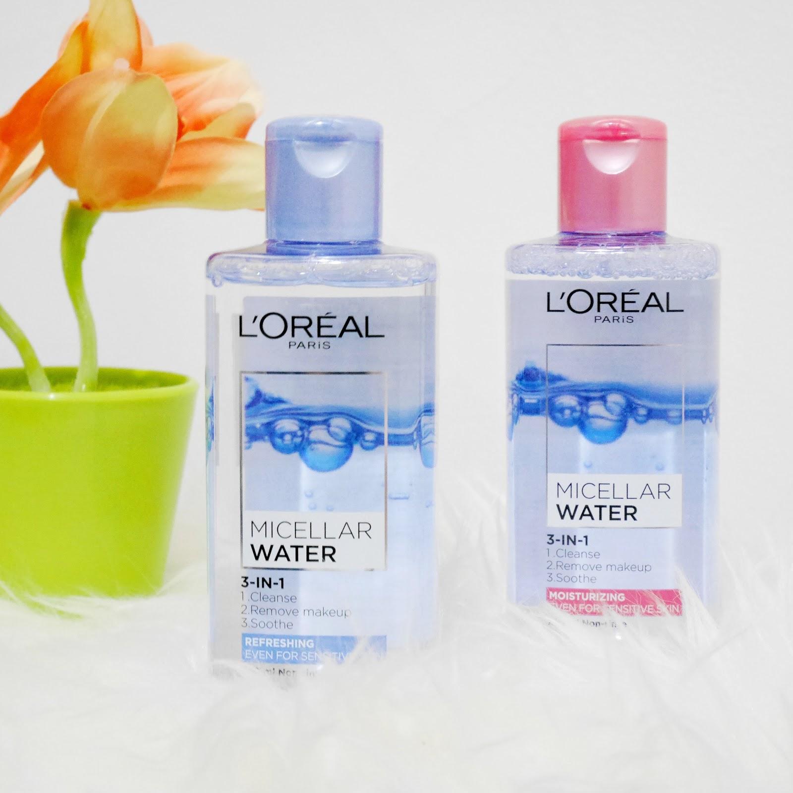 Loreal Micelar Water Review Me Mine Beauty L Oreal Makeup Micellar 250ml Blue Memang Booming Beberapa Waktu Belakangan Ini Dikalangan Wanita Selain Alasan Kepraktisan Ada Kemalasan Dibalik Pemilihan