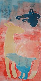 Obra de Melanie Yazzie