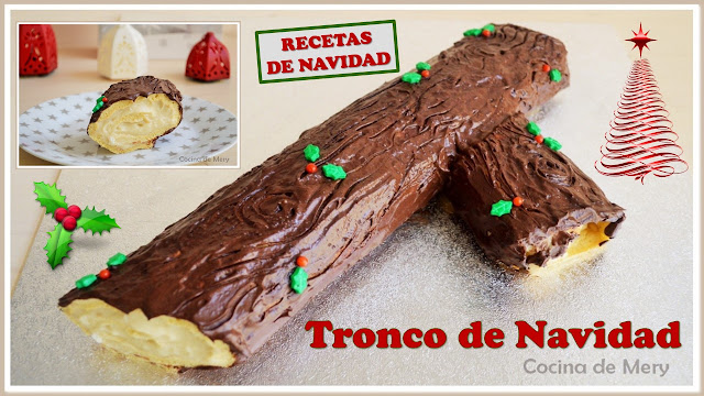 TRONCO DE NAVIDAD / 1 TROZO POR 3 SP