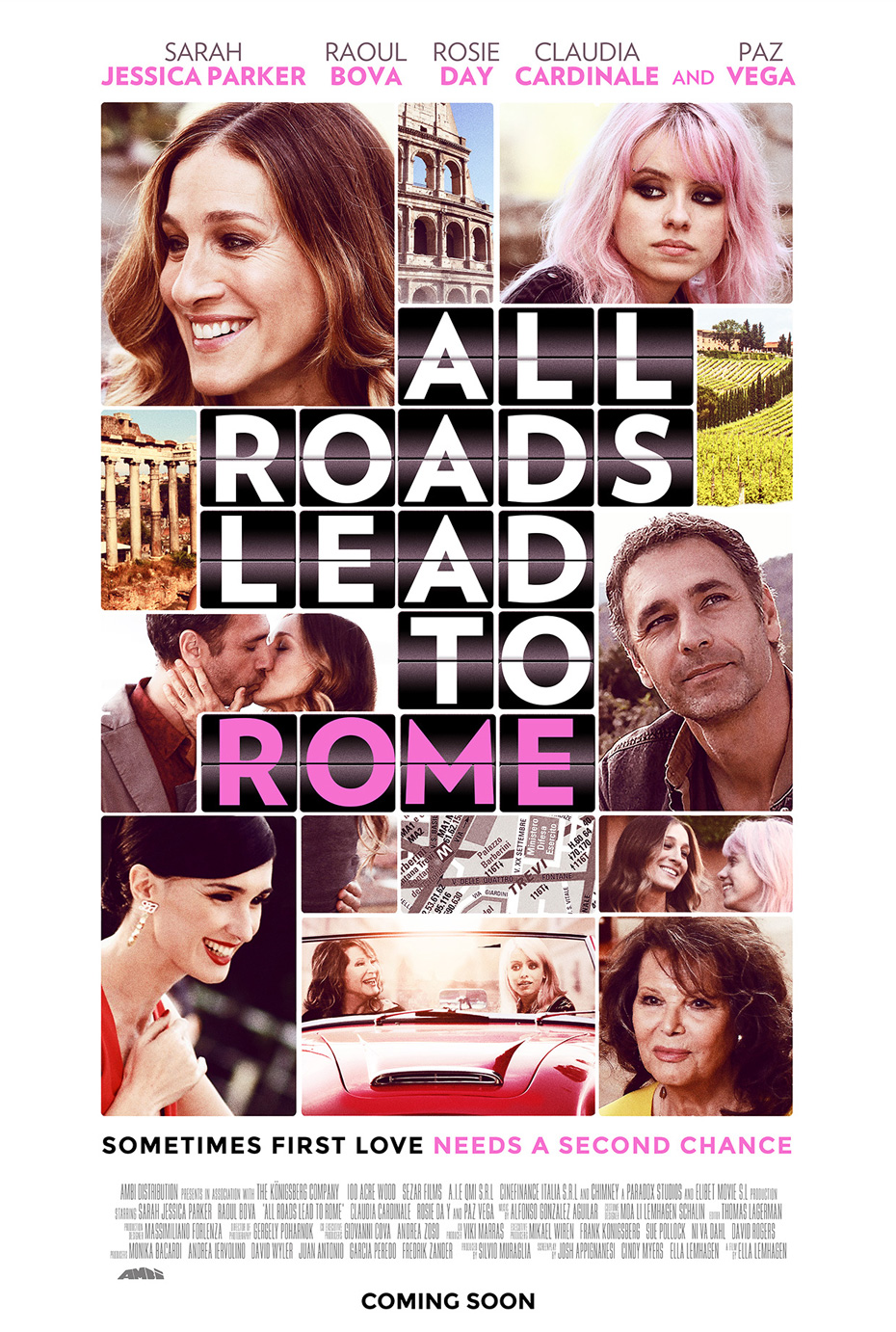 All Roads Lead to Rome 2016 - Full (HD)