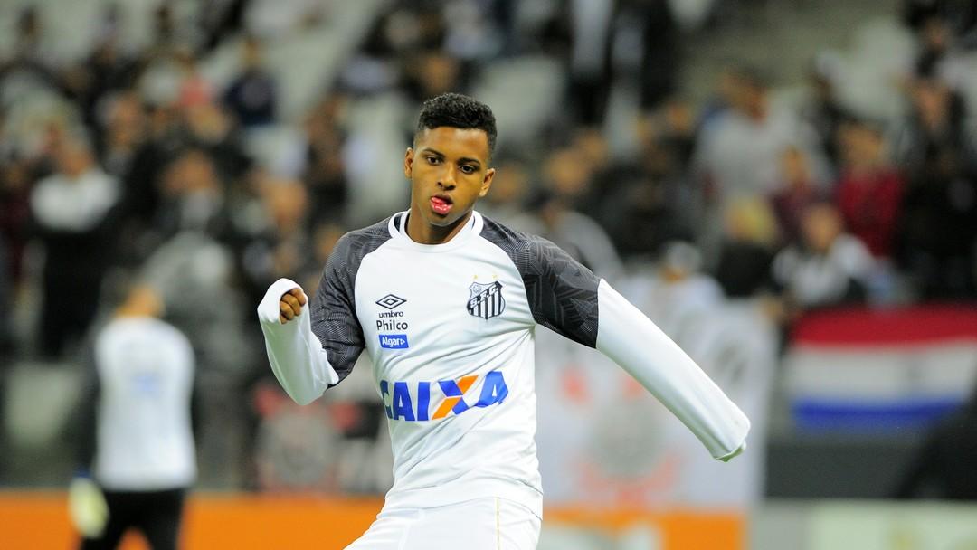SANTÁSTICO RESENHA  Venda de Rodrygo ao Real faz Santos lucrar mais ... 98ee01bb0a199