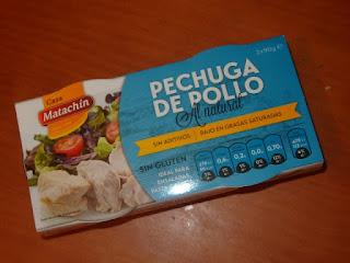 Pechuga de Pollo al Natural, Matachín