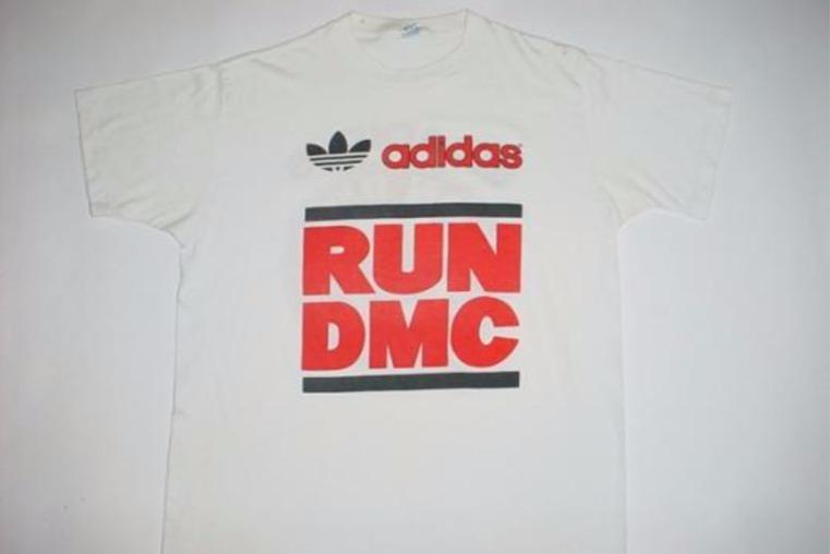 run dmc my adidas early 80