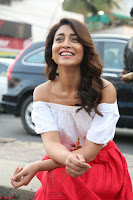 Shriya Saran looks super cute in off shoulder top and Red Skirt ~  Exclusive Celebrities Galleries 060.JPG