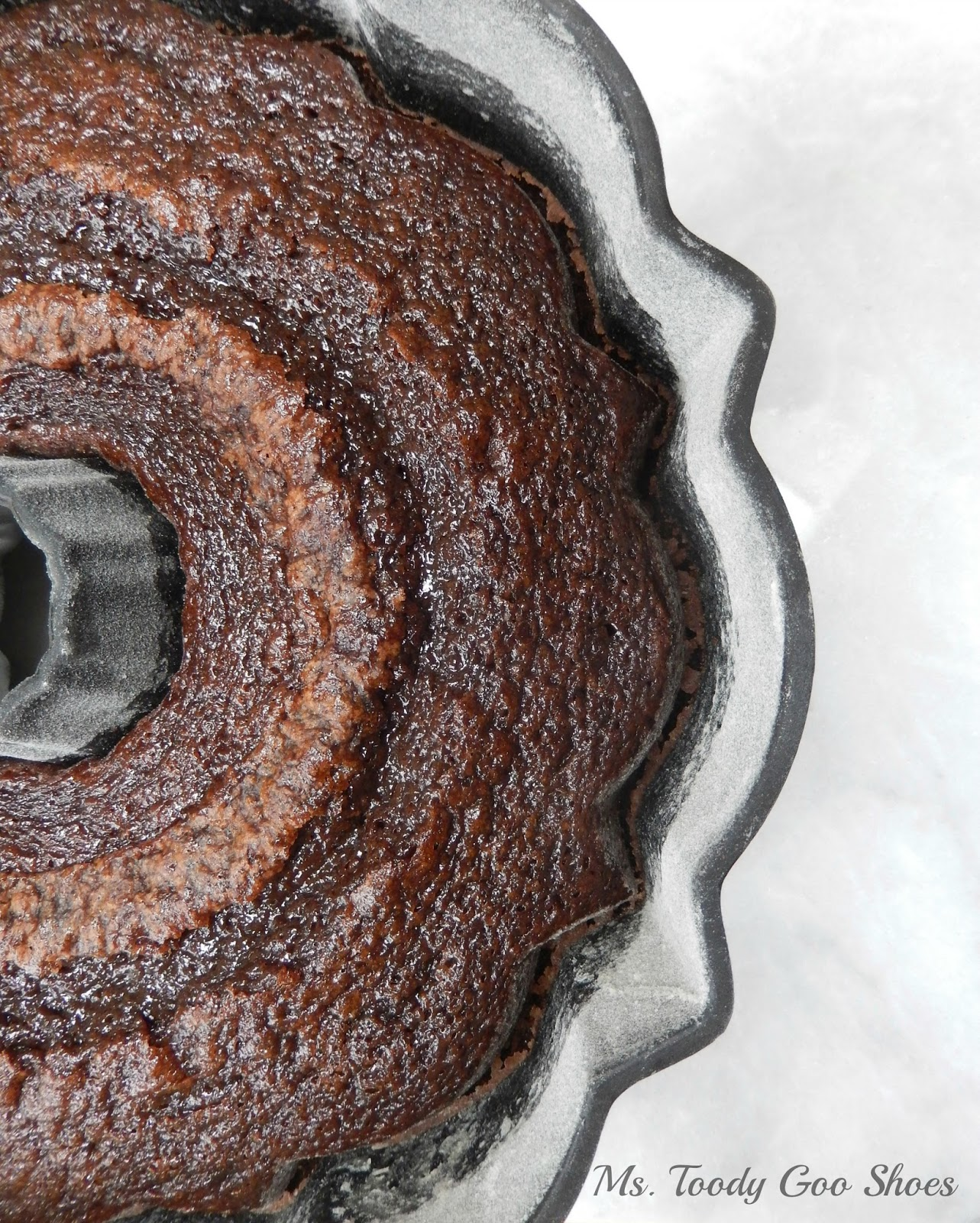 Died and Went to Heaven Chocolate Bundt Cake - One of my top five dessert recipes of 2014
