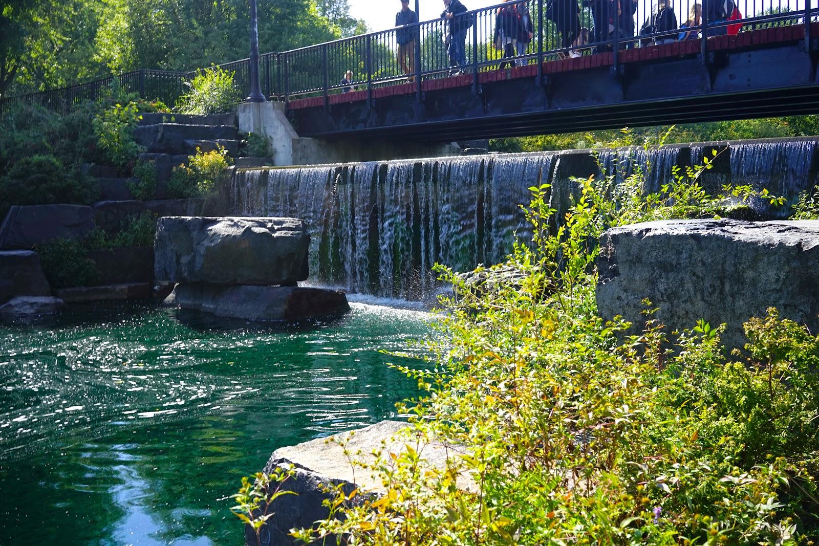 La Fontaine Parc montreal