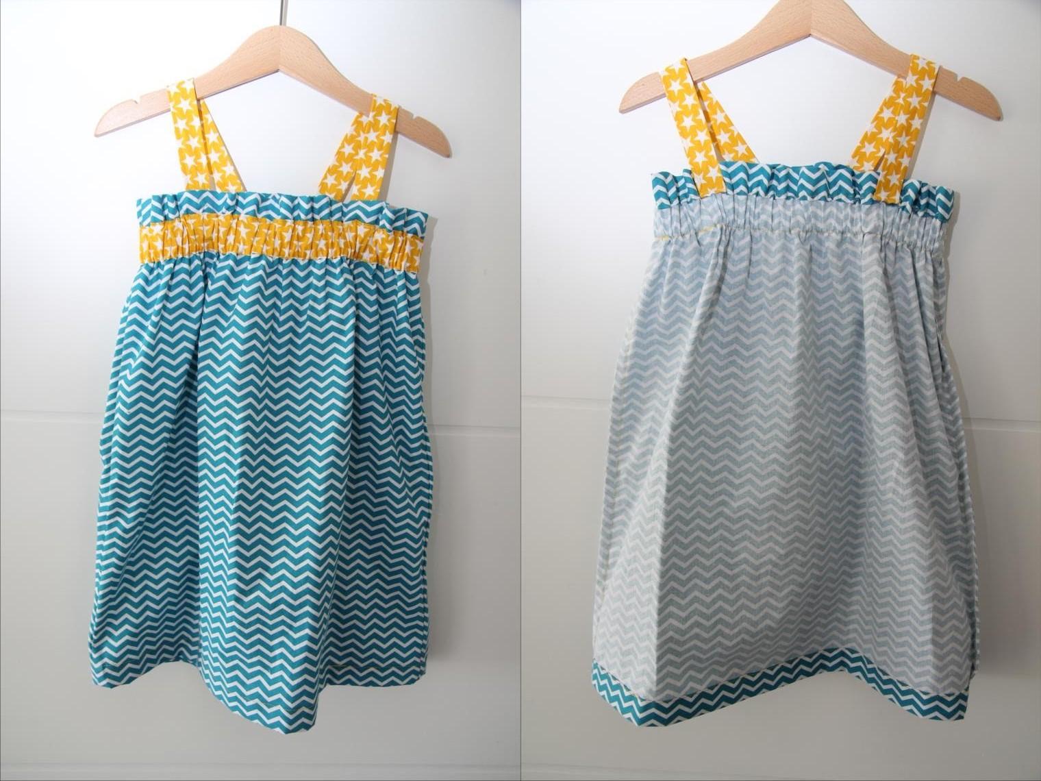 Les Laisse Robe Couture Enfant Luciefer Secrets Petits Tuto 44wqC5