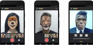 برنامج تغيير الوجه للايفون , برنامج تغيير الوجوه للاندرويد .
