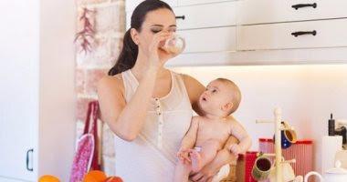 وصفة للتخسيس اثناء الرضاعة