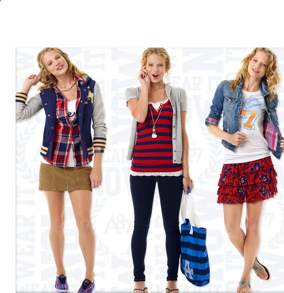3c0381538 Aeropostale Clothes For Girls