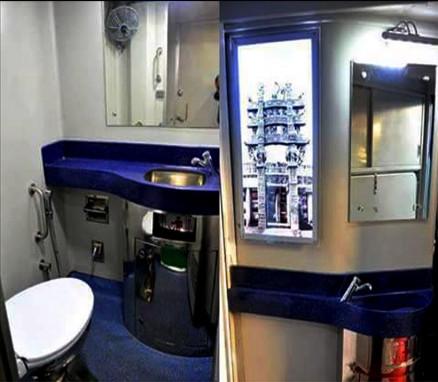 Indian Railway New Bio Toilet