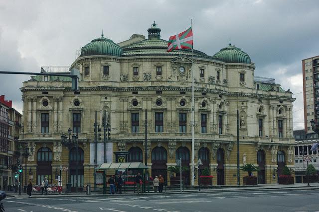 アリアーガ劇場(Teatro Arriaga)