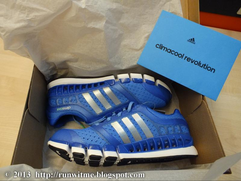 3cffaf25a5d0 RUNNING WITH PASSION  Review  Unboxing of Adidas ClimaCool ...