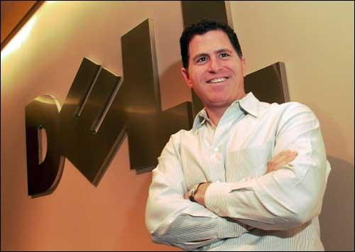 Michael Dell, Menjadi Miliarder dengan Jualan Komputer