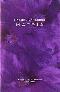 MATRIA. RAQUEL LANSEROS