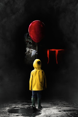 IT - Stephen King -2017 - poster