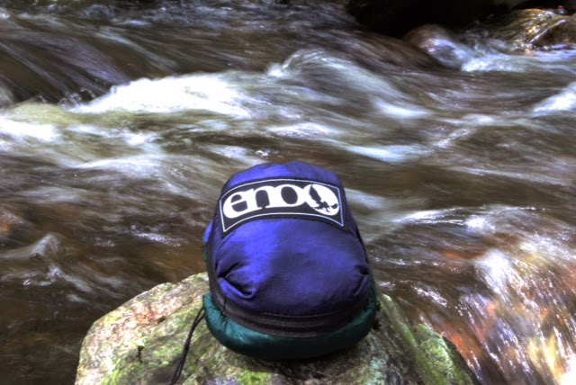 ENO Hammock in Compression Sack