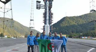 إطلاق القمر الاصطناعي الجزائري للإتصالات ALCOMSAT-1  بنجاح