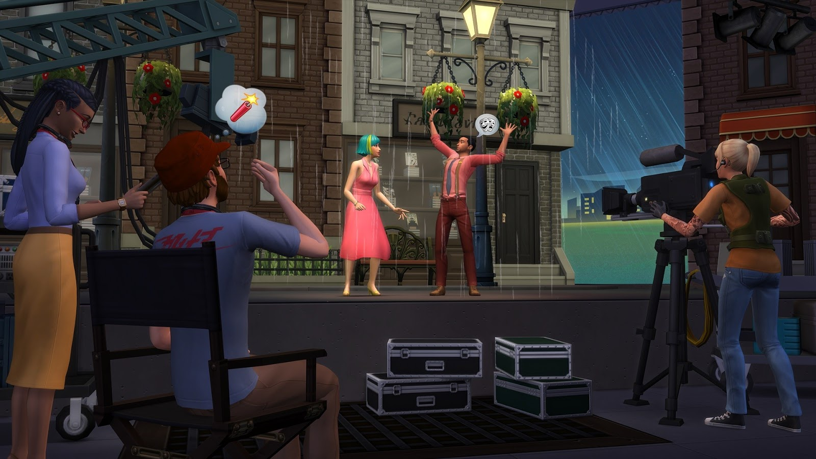 Los Sims 4 Rumbo A La Fama PC ESPAÑOL + Updates (CODEX) 2
