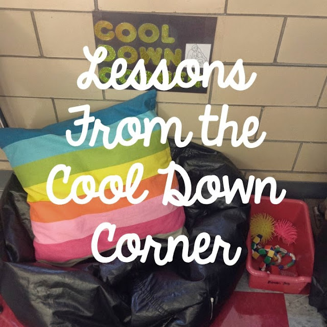The Designer Teacher Lessons from the Cool Down Corner