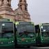 Actualizan tarifas del Transporte Público