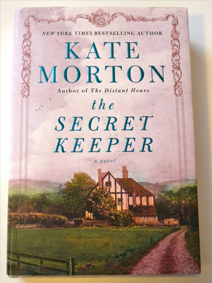 Review of The Secret Keeper by Kate Morton