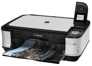 Imprimante Pilotes Canon PIXMA MP560 Télécharger