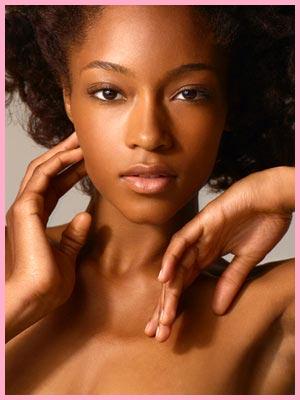 skinny african girl naked