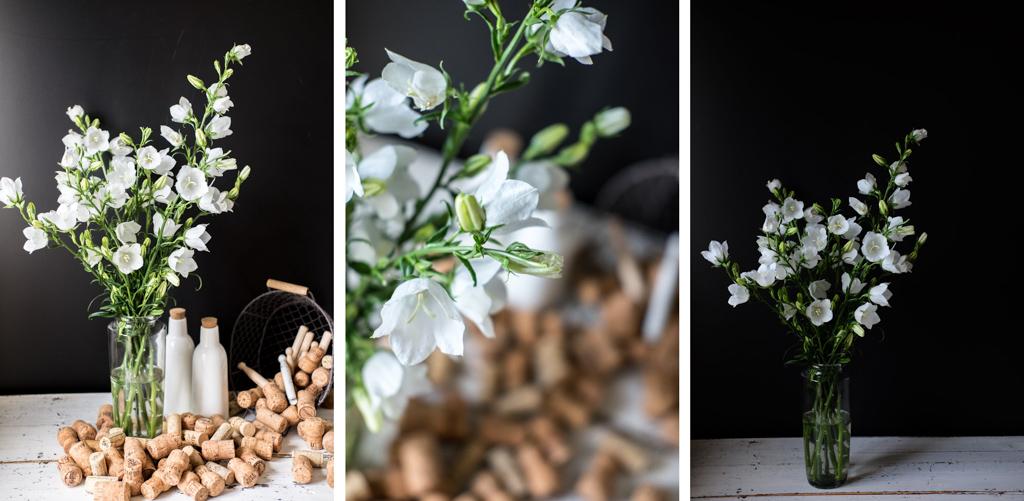 www.fim.works | Fotografie. Wortakrobatik. Wohngefühl. | Lifestyle Blog | Weiße Glockenblumen