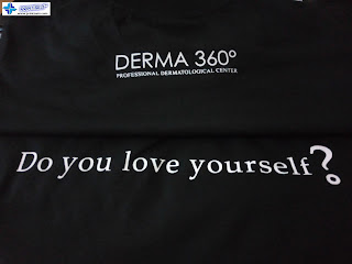 Shirts with Silk Screen Printing - Derma 360
