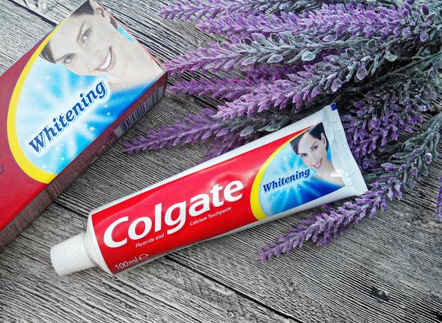 "Colgate Whitening Toothpaste Зубная паста ""Бережное отбеливание"""