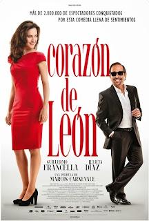 Cartel: Corazón de León (2013)
