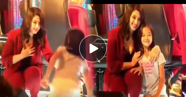 "Angel Locsin Shows Concern Towards Her ""Little"" Fans! Watch This!"