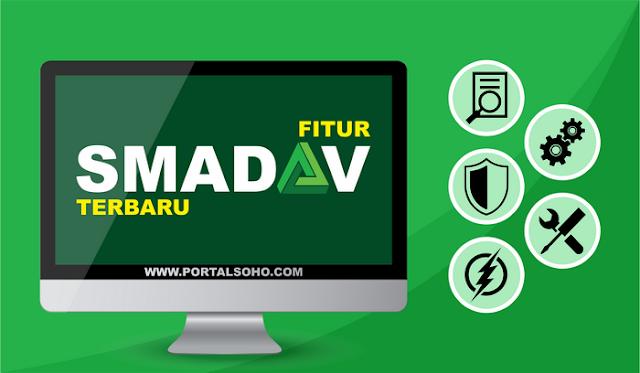 Fungsi dan Fitur Smadav Antivirus Terbaru (Pro vs Free)