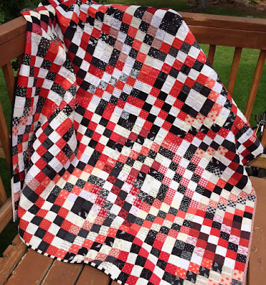Several Small Trips Quilt