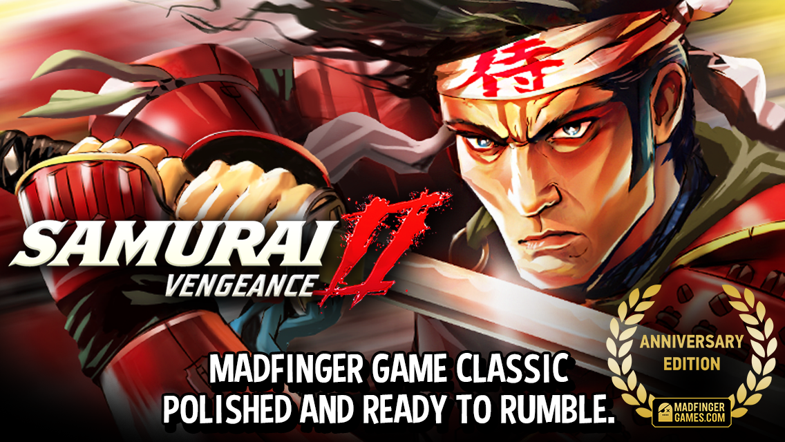 Samurai II Vengeance 1.1.4 MOD APK (Unlimited Money)