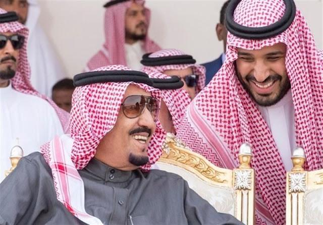 O príncipe herdeiro da Arábia Saudita, Mohammed bin Salman, pode estar se preparando para assumir o poder, pois seu pai, o rei Salman, está sofrendo com problemas de saúde.